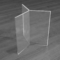 менюхолдер (тейбл тент) формат А5 луч